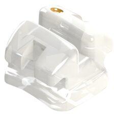 """Bráquete Prescrição Roth - Ceramic .022"""" - 12"""