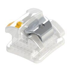 """Bráquete Prescrição Roth - Ceramic SLI .022"""" - 12"""