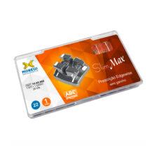 """Kit de Bráquetes 01 caso Prescrição Edgewise - Slim Max .022"""""""