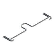 Barra Palatina Ortodôntica com Loop Distal - 55mm