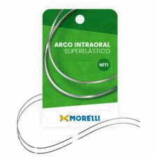 Arco Intraoral Curva Reversa-SPEE Superelástico Grande NiTi - 0