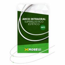 "Arco Intraoral Estético Superelástico Grande - NiTi Ret. 0.48 X 0.63mm (.019 X .025"")"