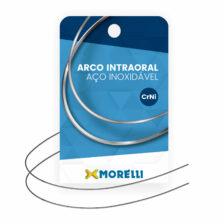 Arco Intraoral Inferior CrNi - Quadrado 0