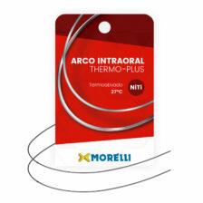 Arco Intraoral Thermo-Plus Médio - NiTi - Quad. 0