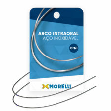 Arco Intraoral Inferior CrNi - Retangular 0