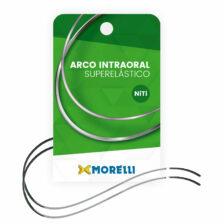 Arco Intraoral Curva Reversa-SPEE Superelástico Médio NiTi - 0