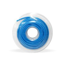 Tubo de proteção plástico Azul - Ø0